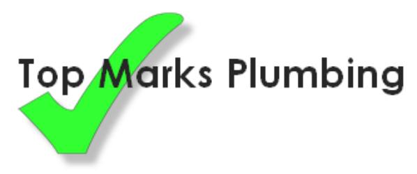 Top Marks Plumbing 07794338573